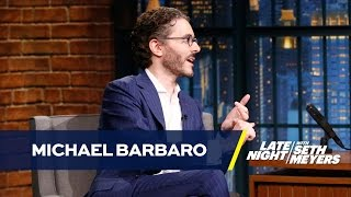 Michael Barbaro Talked Twitter with Trump Back in the Day