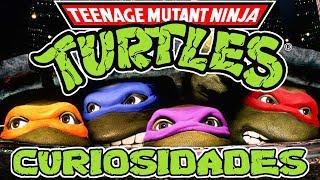 Curiosidades Las Tortugas Ninja (1990) - Teenage Mutant Ninja Turtles