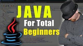 Java Programming For Total Beginners - Simple Java Program in Netbeans