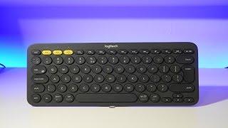 Logitech K380 Bluetooth Keyboard|(2016)