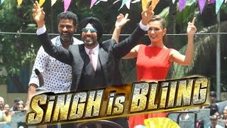 Singh Is Bling Trailer Launch Event - Akshay Kumar, Amy Jackson - UNCUT VIDEO