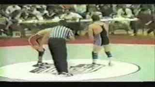 1987 Region I 130 lb Final