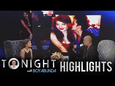 Xxx Mp4 TWBA Nathalie Clarifies Issues Linking Her To James Reid 3gp Sex