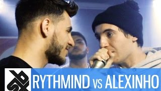 RYTHMIND vs ALEXINHO  |  Grand Beatbox 7 TO SMOKE Battle 2017  |  Battle 7