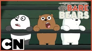We Bare Bears - Road (Clip 2)