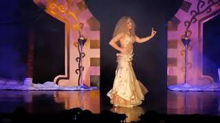 Leyla Jouvana Solo Raks Sharki - Bellydance, (Song: Sheherazade/Alf Layla Wa layla)