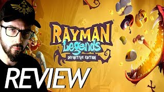 Rayman Legends Definitive Edition Review Nintendo Switch | JKB
