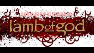 Walk With Me In Hell-Lamb of God