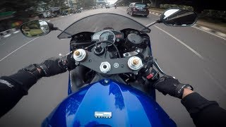 The Pure Sound Of YAMAHA R6