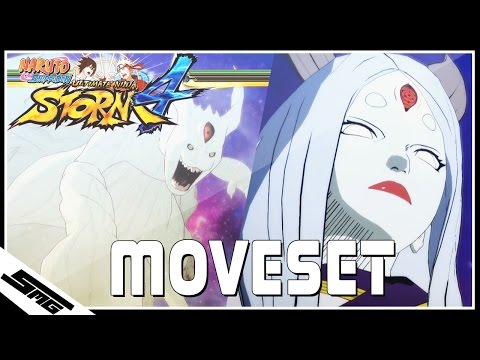 Xxx Mp4 Naruto Ultimate Ninja Storm 4 Kaguya COMPLETE Moveset 3gp Sex