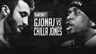 KOTD - Rap Battle - Gjonaj vs Chilla Jones | #BO7