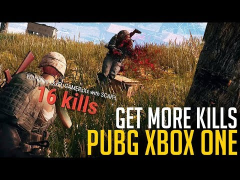 Xxx Mp4 How To Get More KILLS On PUBG Xbox One Playerunknown39s Battlegrounds 3gp Sex