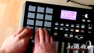 KANYE WEST -POWER REMIX -MAKING OF -ANDRELAND (FREE DOWNLOAD!!!)