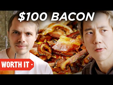 2 Bacon Vs. 100 Bacon