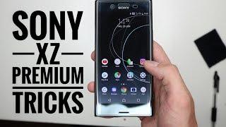 Sony XZ Premium Tips & Tricks