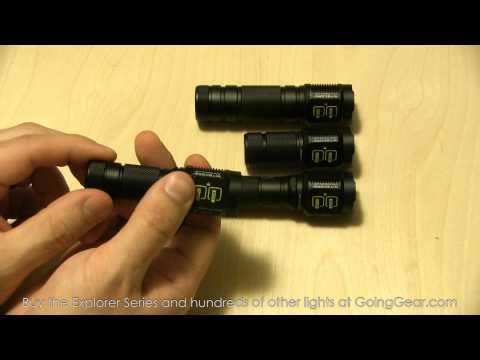 Xxx Mp4 Nitecore Explorer Series Flashlight Review EA1 EA2 EC1 EC2 3gp Sex