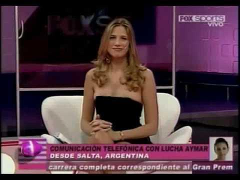 Alina Moine en FS 360 Temporada 2009 7