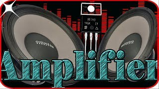 How to make Audio amplifier circuit at home using mosfet transistor IRFZ44N