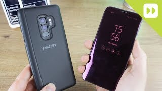Samsung Galaxy S9 Official Cases First Look