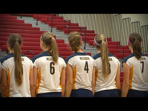 Neuqua Valley vs. St. Francis, Girls Volleyball Sectional // 11.03.15