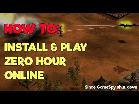 Xxx Mp4 How To Install Play C C Generals Zero Hour Online 2016 3gp Sex