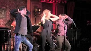 "Tommy Bracco, Molly Jobe, JP Ferreri - ""Turkey Lurkey Time"" (Promises, Promises; Burt Bacharach)"