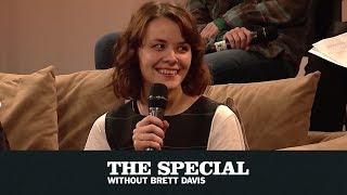 Dasha Nekrasova interview   The Special Without Brett Davis