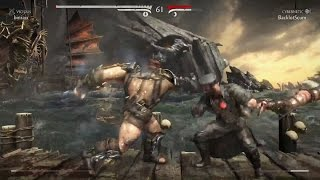 Mortal Kombat X: those amazing hitboxes (small glitch compilation)