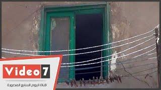 """بالفيديو..شاهد منزل على الكسار وجراج سيارته.. وأحد جيرانه: كنا بناديه بـ""""عم عثمان"""""""