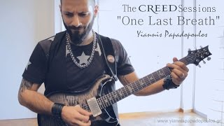 ╪The Creed Sessions★One Last Breath • Yiannis Papadopoulos╪