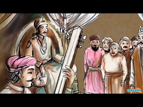 Xxx Mp4 Akbar The Great Mughal Emperor History Of India Educational Videos By Mocomi Kids 3gp Sex