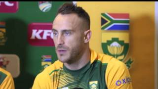 Morris wins it for the Proteas with another heroic finish