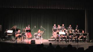 NSU Jazz Ensemble plays
