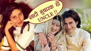 Kareena Kapoor called Saif Ali Khan UNCLE; Here