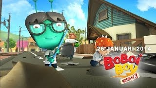 Boboiboy Musim 3 Episode 4 [Full]