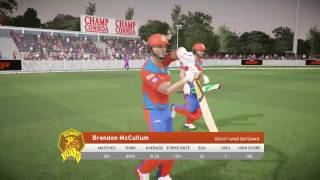 IPL 2017... 13th Match... GL  vs RPS..  T20 .. Live...  Don Bradman Cricket 2017