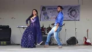 Awara Dil & 100% Love (Couple Dance)