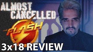 The Flash Season 3 Episode 18 'Abra Kadabra' Review