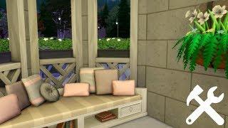 The Sims 4 | Speedbuild -  Kissat & Koirat Let's playn koti