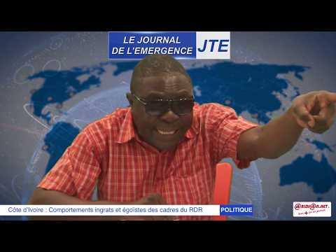 JTE : Amalgame autour du RDR, Gbi de Fer rafraîchit les mémoires sur la création du parti