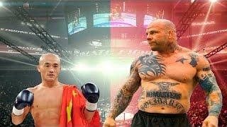 Shaolin MONK vs MMA fighters!!! [2017 MUST WATCH]