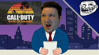 Call of Duty Days of Summer Event Parody, Infinite Warfare DLC 3 Absolution Leaked