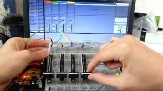 DIY fader with arduino