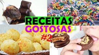 RECEITAS PARA CRIANÇA FAZER SOZINHA! FÁCEIS, RÁPIDAS E GOSTOSAS #2