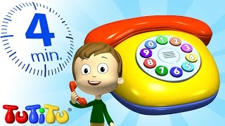 TuTiTu Specials | Phone | Toys and Songs for Children