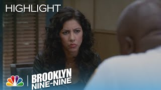 Holt And Rosa Practice Breaking Up | Season 3 Ep. 6 | BROOKLYN NINE-NINE