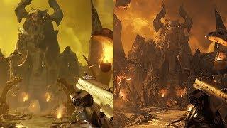 DOOM E3 comparison: unexpected upgrade, mixed opinions