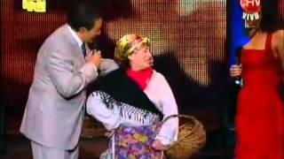 Doña Maiga  el Festival del Huaso de Olmué 2011