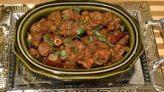 Punjabi Bhuna Gosht Recipe