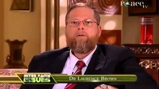 Religious Mystery of The Crucifixion - Dr. Laurence Brown - Interfaith Issues
